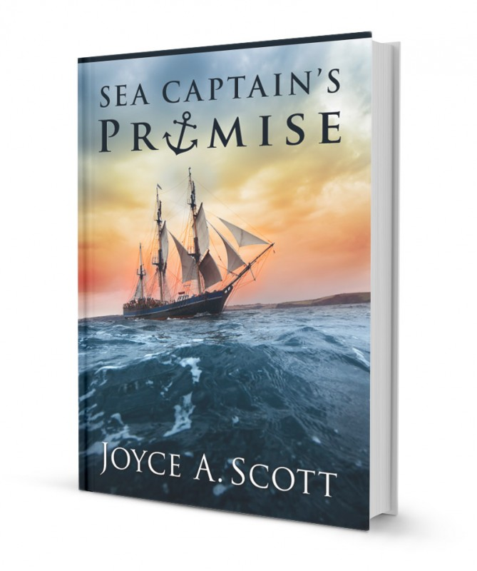 Sea Captains Promise cover