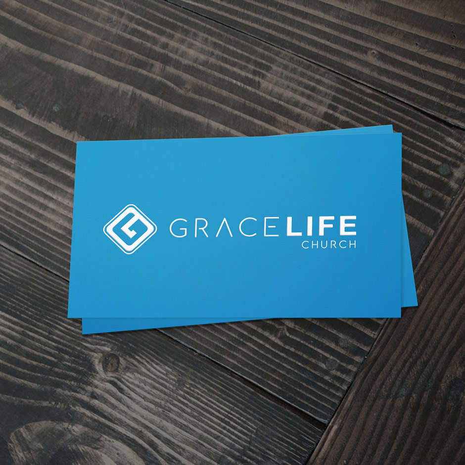 Gracelife Church - logo design