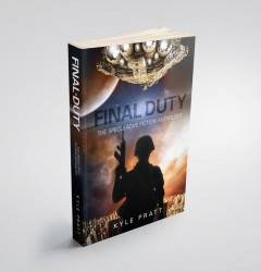 Final Duty - book cover design