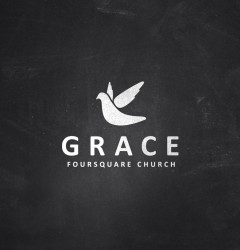 Grace Church - logo design