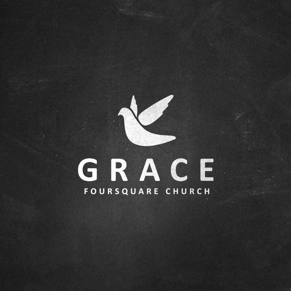 Grace Church - logo design