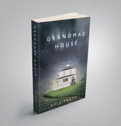 Grandmas House - book cover design