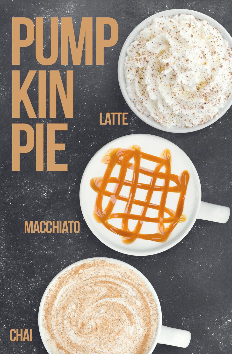 Fiddlers Coffee - Pumpkin Pie - 2015 tall