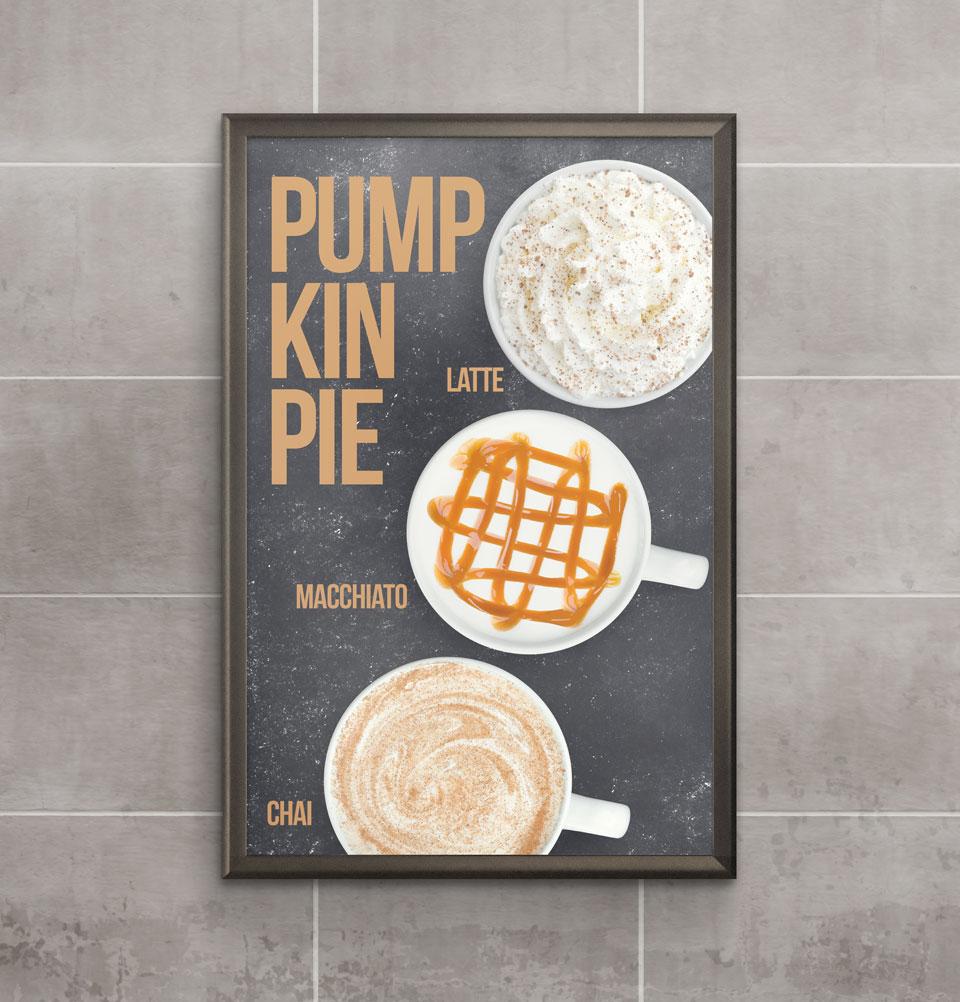 Fiddlers Coffee - Pumpkin Pie Latte