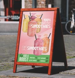 Fiddlers Coffee - smoothies