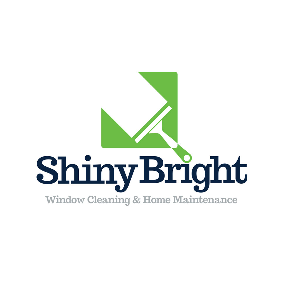 Shiny Bright - logo design