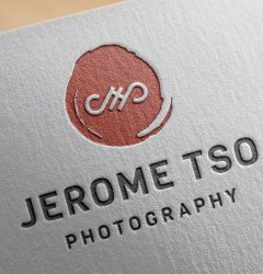 Jerome Tso Photography - logo design